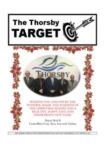 Thorsby Target - 2017.12.22