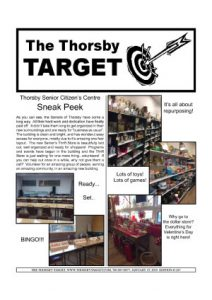 Thorsby Target - 2018.01.19