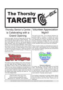 Thorsby Target - 2018.03.09