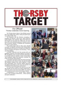 Thorsby Target - 2018.03.30