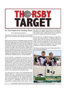 Thorsby Target - 2018.04.13