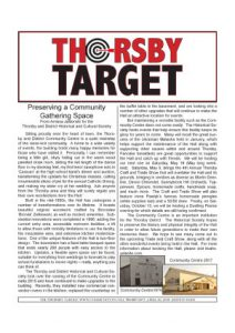 Thorsby Target - 2018.04.20