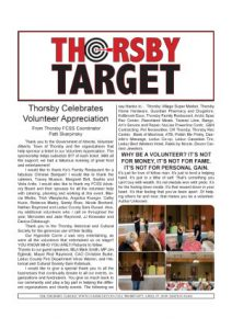 Thorsby Target - 2018.04.27
