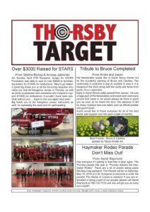 Thorsby Target - 2018.05.04