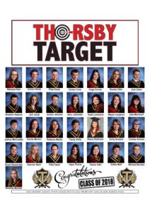 Thorsby Target - 2018.05.18