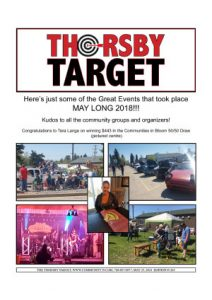 Thorsby Target - 2018.05.25