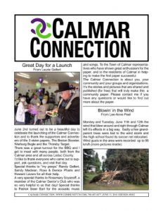 Calmar Connection - 2018.06.15