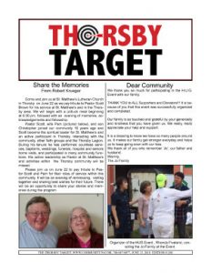 Thorsby Target - 2018.06.15
