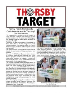 Thorsby Target - 2018.06.22