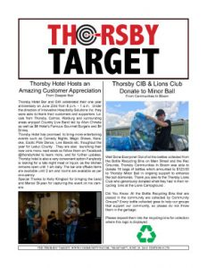Thorsby Target - 2018.06.29