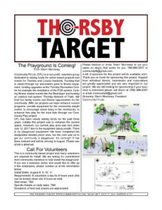 Thorsby Target - 2018.07.27