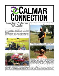 Calmar Connection - 2018.08.10
