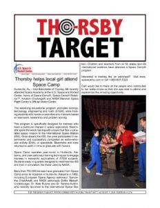 Thorsby Target - 2018.08.03