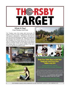 Thorsby Target - 2018.08.17