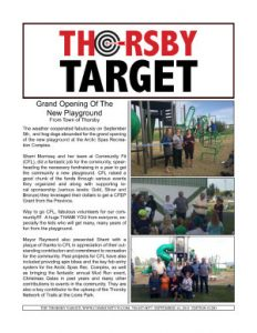 Thorsby Target - 2018.09.14
