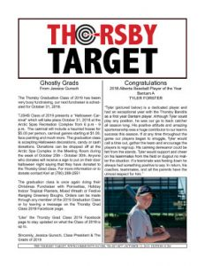 Thorsby Target - 2018.10.12