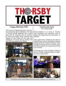 Thorsby Target - 2018.10.19
