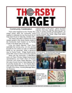 Thorsby Target - 2018.10.26