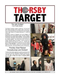 Thorsby Target - 2018.11.02