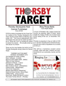 Thorsby Target - 2018.11.09