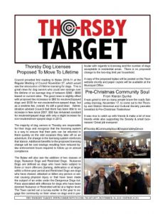 Thorsby Target - 2018.11.30