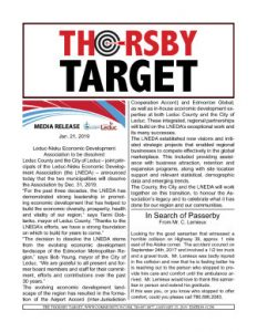 Thorsby Target - 2019.01.25