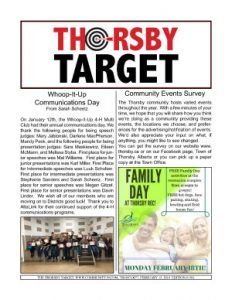 Thorsby Target - 2019.02.15