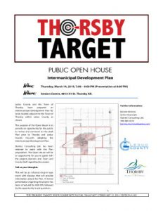 Thorsby Target - 2019.02.22