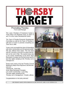 Thorsby Target - 2019.04.19