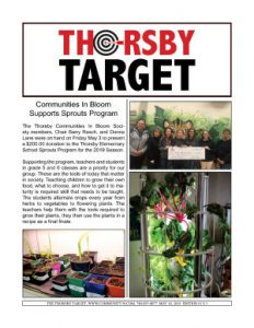 Thorsby Target - 2019.05.10