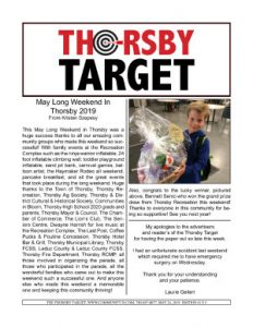 Thorsby Target - 2019.05.24