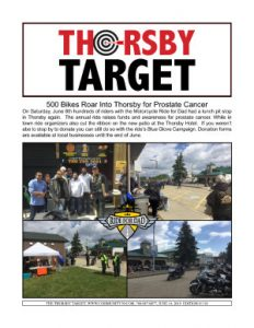 Thorsby Target - 2019.06.14