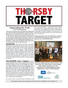 Thorsby Target - 2019.11.22