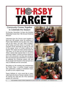Thorsby Target - 2019.12.06