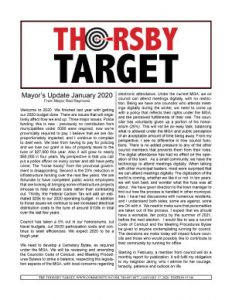 Thorsby Target - 2020.01.17