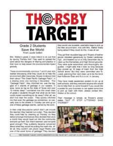 Thorsby Target - 2020.01.24