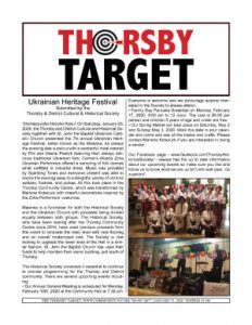 Thorsby Target - 2020.01.31