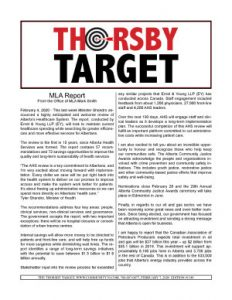 Thorsby Target - 2020.02.07