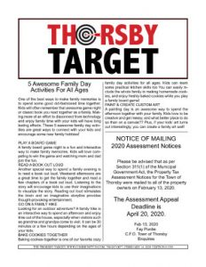 Thorsby Target - 2020.02.14