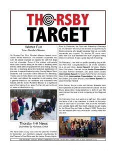 Thorsby Target - 2020.02.28