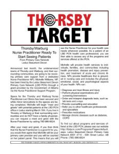 Thorsby Target - 2020.03.06