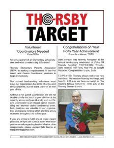 Thorsby Target - 2020.03.13