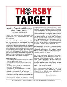 Thorsby Target - 2020.03.20