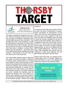 Thorsby Target - 2020.06.05