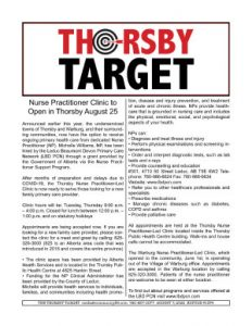 Thorsby Target - 2020.08.07