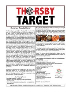 Thorsby Target - 2020.08.21