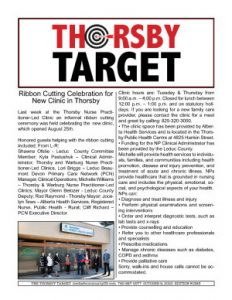 Thorsby Target - 2020.10.09