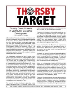 Thorsby Target - 2020.10.23