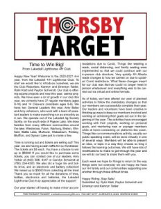 Thorsby Target - 2021.01.08