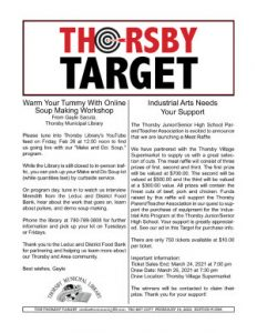 Thorsby Target - 2021.02.19